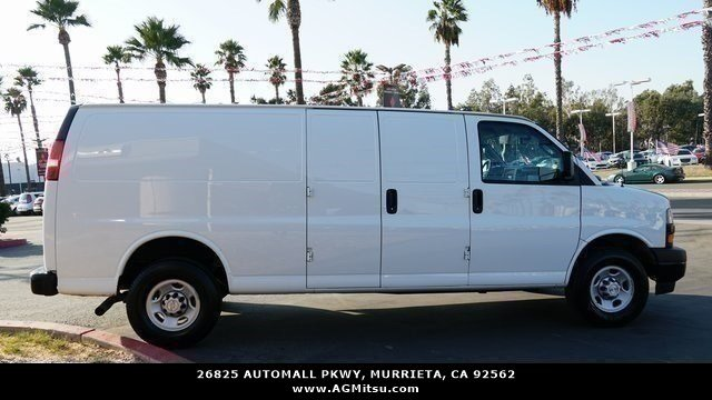 Pre-Owned 2018 Chevrolet Express Cargo Van