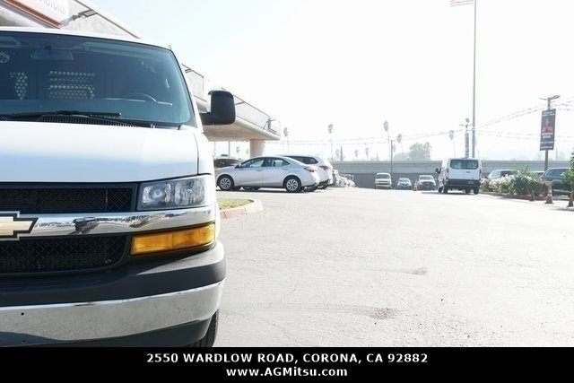 Pre-Owned 2018 Chevrolet Express Cargo Van Work Van