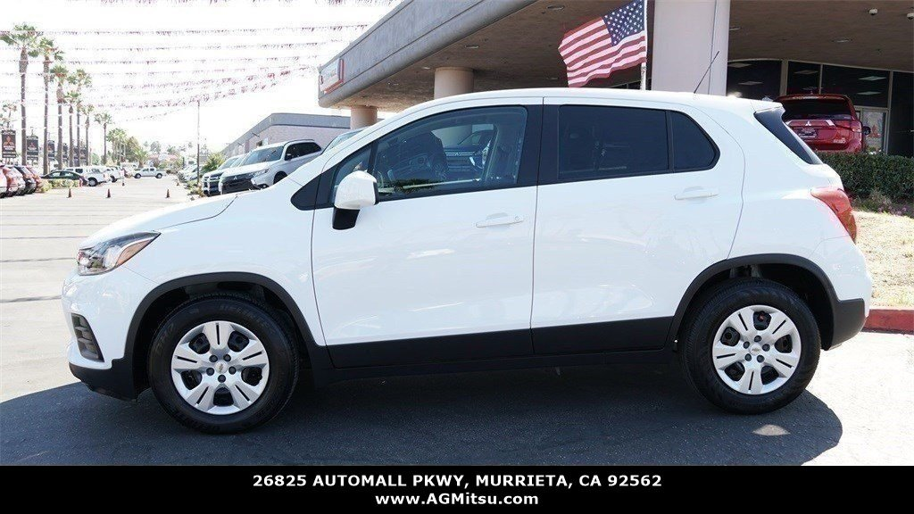 Pre-Owned 2017 Chevrolet Trax LS