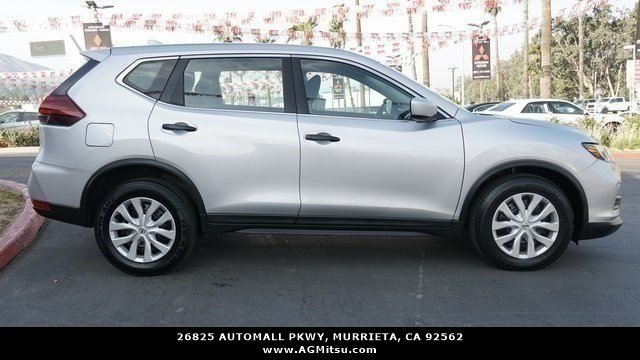 Pre-Owned 2018 Nissan Rogue S
