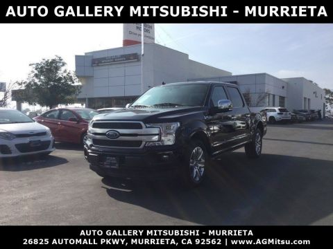 Pre-Owned 2019 Ford F-150 Platinum With Navigation