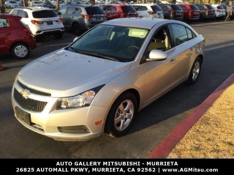 Pre-Owned 2014 Chevrolet Cruze LT FWD 4dr Car