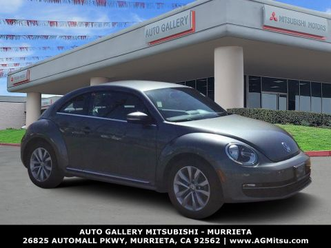 Pre-Owned 2013 Volkswagen Beetle Coupe 2.0L TDI FWD 2dr Car