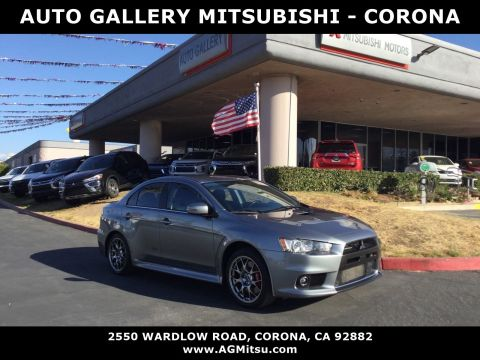 Pre-Owned 2015 Mitsubishi Lancer Evolution MR