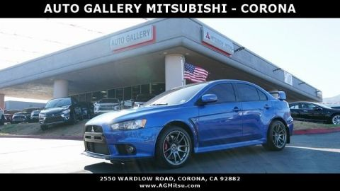 Pre-Owned 2015 Mitsubishi Lancer Evolution Final Edition