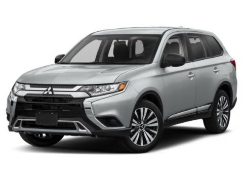 Pre-Owned 2019 Mitsubishi Outlander ES FWD Sport Utility