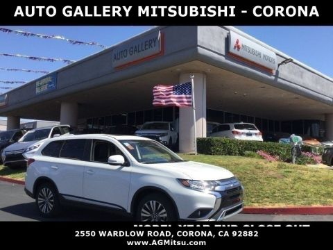 New 2019 Mitsubishi Outlander SE