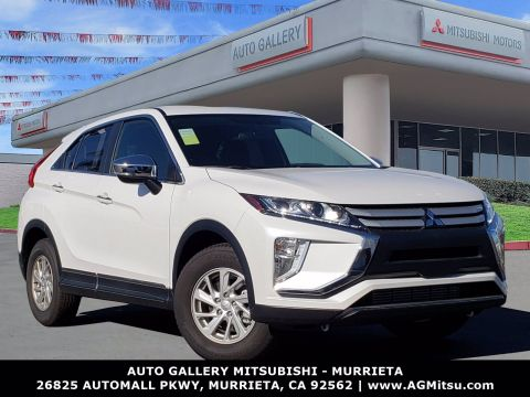 New 2019 Mitsubishi Eclipse Cross ES FWD Sport Utility