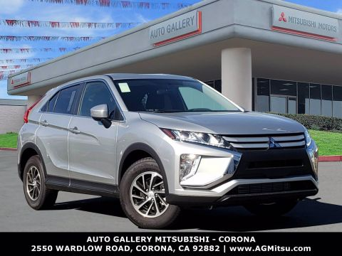 New 2020 Mitsubishi Eclipse Cross ES FWD Sport Utility