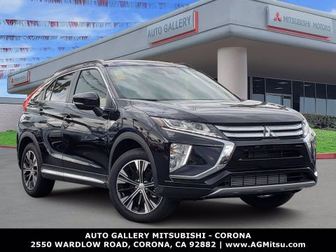New 2020 Mitsubishi Eclipse Cross SEL FWD Sport Utility