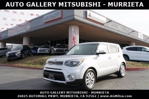 Pre-Owned 2018 Kia Soul + FWD Hatchback