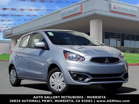 New 2019 Mitsubishi Mirage ES FWD Hatchback